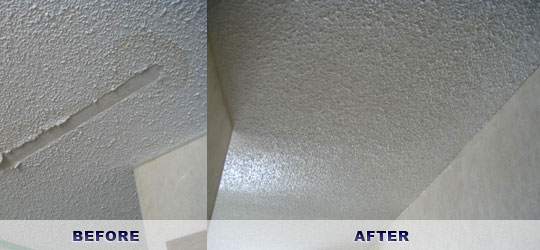 Looking For Stucco Ceiling Repair The Ceiling Dr Will Help Call 705 788 9474